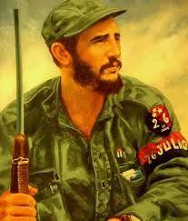 Fidel Castro, Líder de la Revolución Cubana.