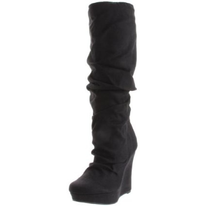 Love wedge boots