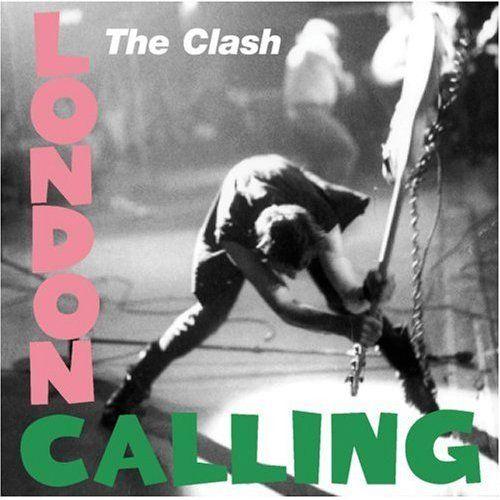 10 - ...e la copertina di London Calling dei Clash. Qualcosa di simile con quella di Elvis?