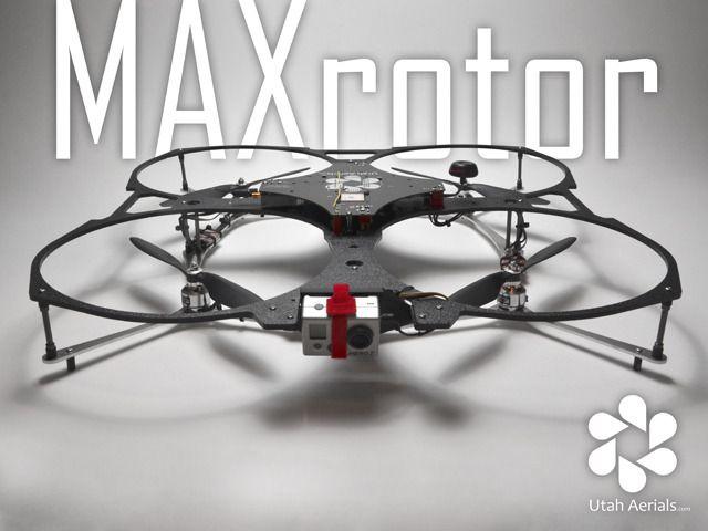 MAXrotor - Open Source, Plug & Play, Modular Quadcopter by Michael Colton — Kickstarter