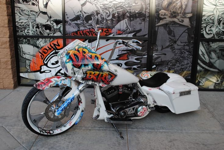 Ghetto Sled | Dirty Bird Concepts | Roadglides my ...
