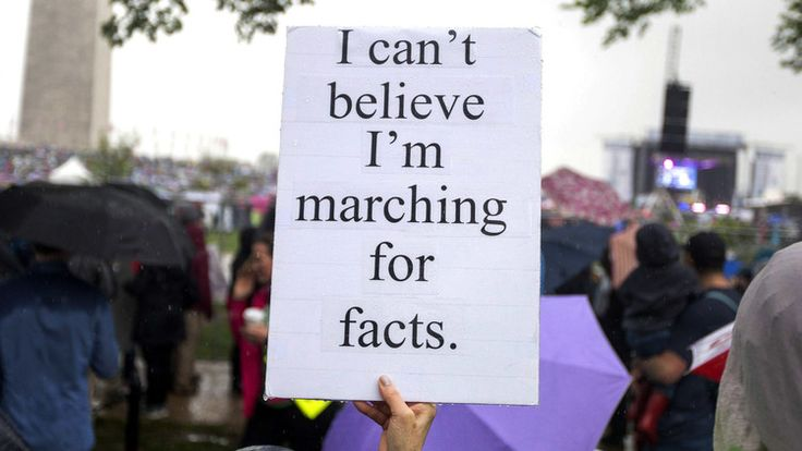 Signs from the March for Science — CNN – . .