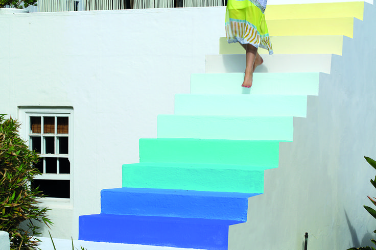 Plascon's Prism Palette is all about playing with colour! Plascon Colour Forecast 2017