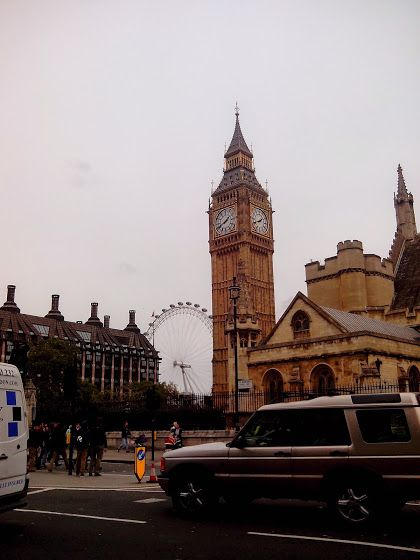 in London #england
