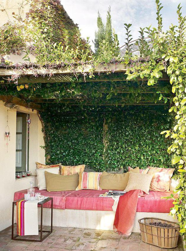 ChicDecó:   10 delightful Mediterranean outdoor areas