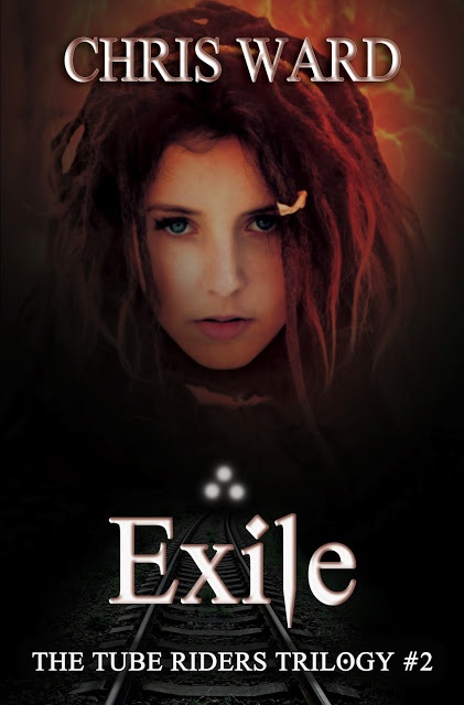 Exile ~ Book 2 of The Tube Riders Trilogy