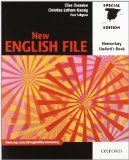 New English File. Elementary / Clive Oxenden, Christina Latham-Koenig, Paul Seligson, with Jane Hudson. http://encore.fama.us.es/iii/encore/record/C__Rb2490434?lang=spi