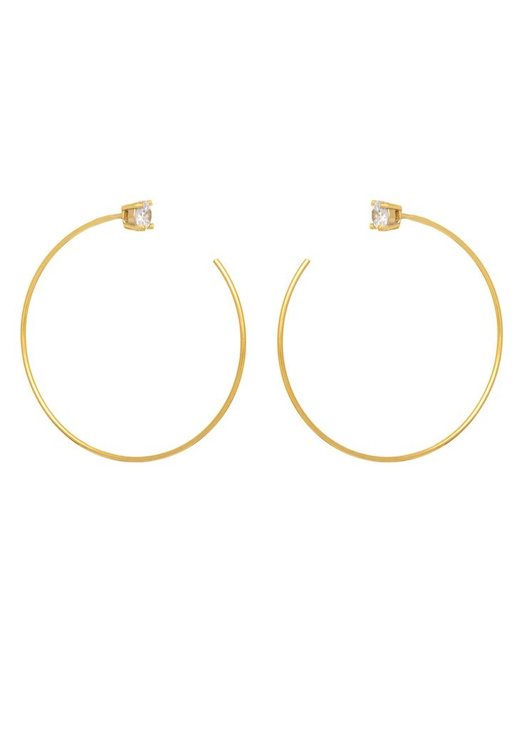 'The Bling Ring' Open Hoops