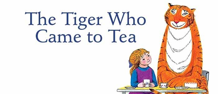 Hold on to your biscuit! The Tiger Who Came to Tea is roaring into Newcastle for a smashing summer season!