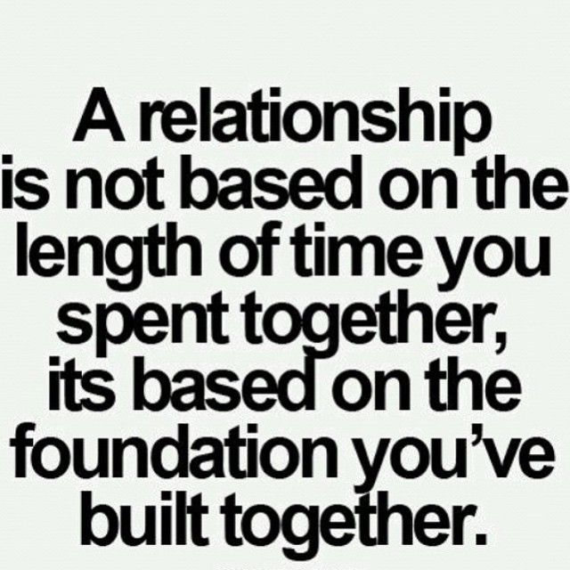 building attraction in a relationship