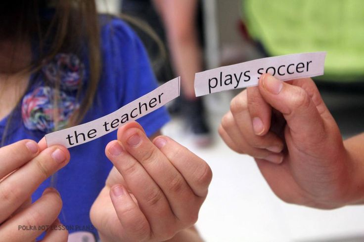 Matching subjects and predicates Complete Sentences Game and a Flash Freebie