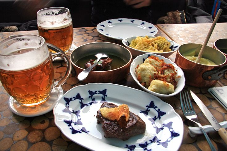 5 best local places to eat in Prague