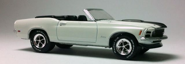 1970 Ford Mustang Conversível