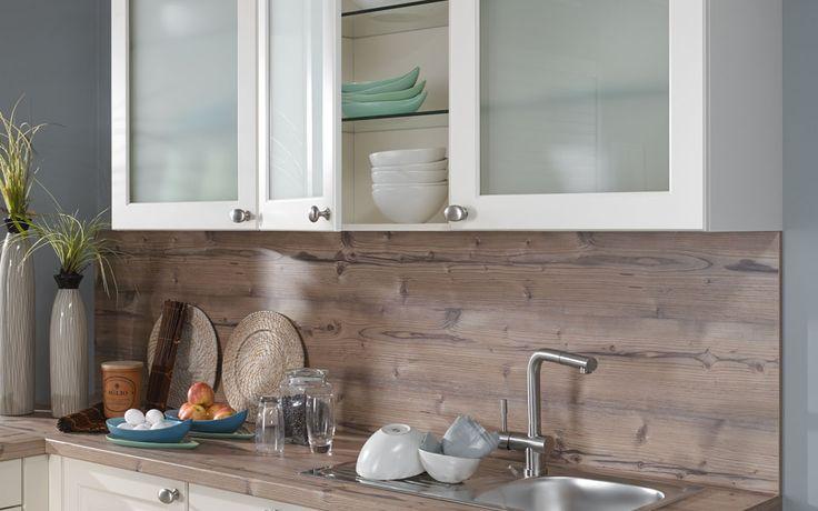 einbauk che landhausstil magnolie creme matt k che co. Black Bedroom Furniture Sets. Home Design Ideas
