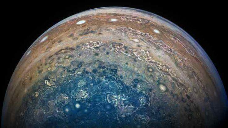 Jupiter: Spektakuläre Nasa-Bilder vom Gas-Giganten