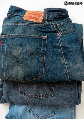 Плетем корзину из старых джинсов… Проще простого!