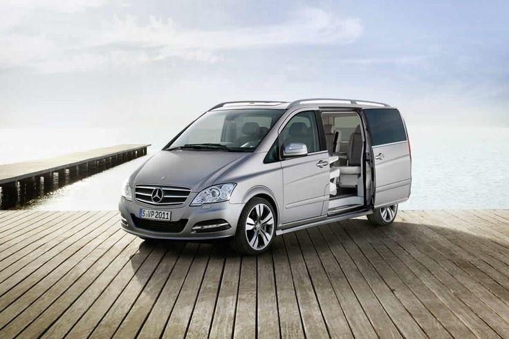 Mercedes Benz Viano Luxury- perfect for our Family - 4 kids and 1 dog :) not sexy but plenty of space :)