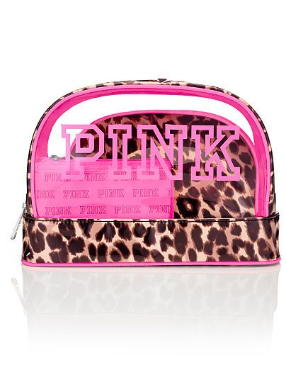 Victoria S Secret Makeup Bags Or Train Case Fashion And Shoes Pinterest