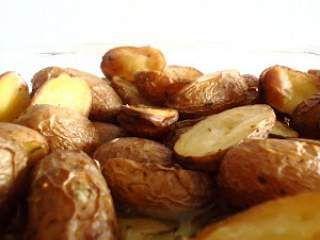 Batatas e Legumes Assados no Forno