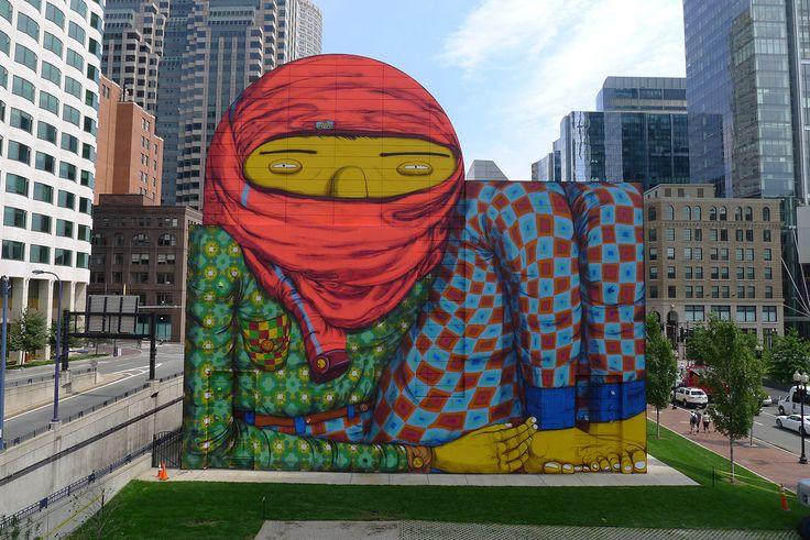 Dia mundial do graffiti: uma seleção com os melhores grafiteiros do Brasil