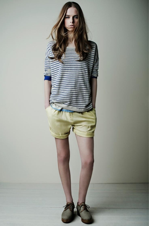 18511 Jersey Sweater / 18845 Shorts