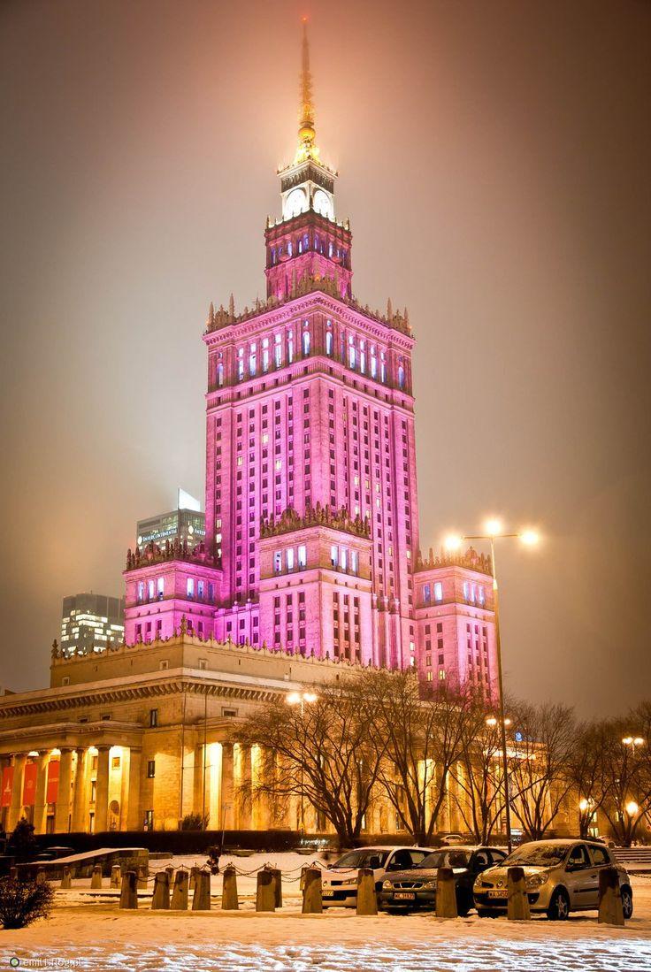 Warszawa (Warsaw), autor Emil Pieniak
