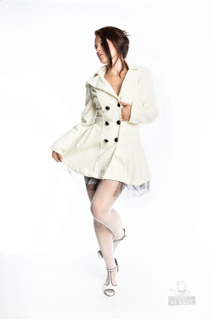 Session 'Blue Blood'  Photography: Atelier 'et Lux' Model: Cherryrockz