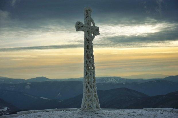 Bieszczady   #bieszczady #mountains #gory #winter #inverno #tarnica