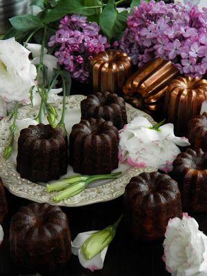 Csokoládé Reformer: Cannelés