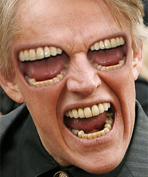 gary busey is scary anyway