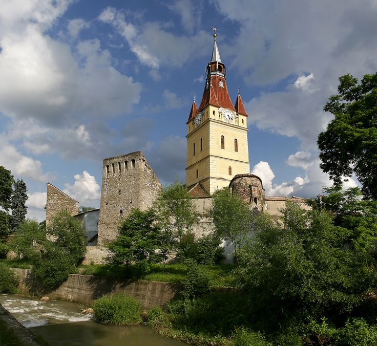 Cristian - Biserica fortificata