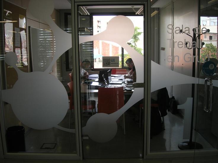 Sala de treball en grup
