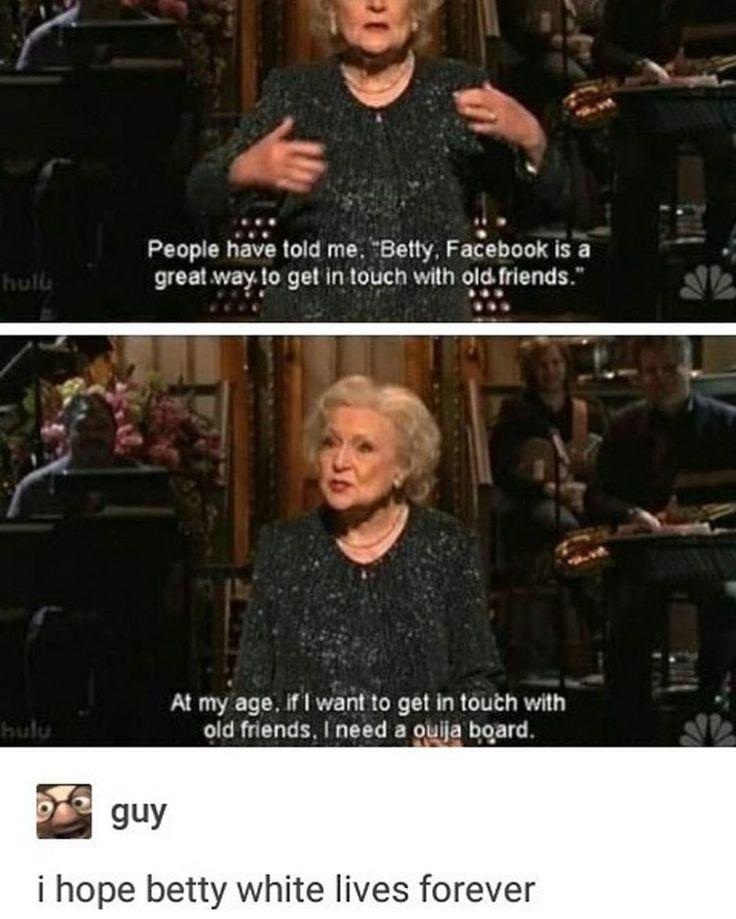 Betty White | memes | Saturday Night Live | SNL