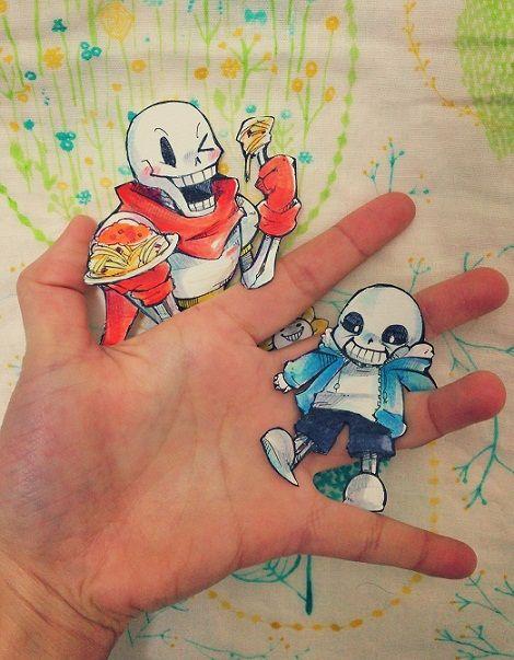 Paperchild Undertale by Mitsuki-Chizu.deviantart.com on @DeviantArt