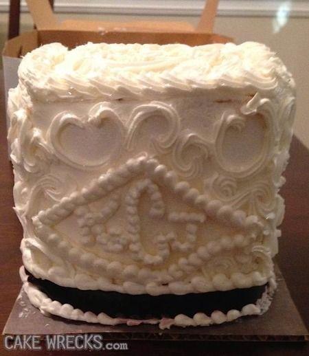 Bride Cake Wrecks 26