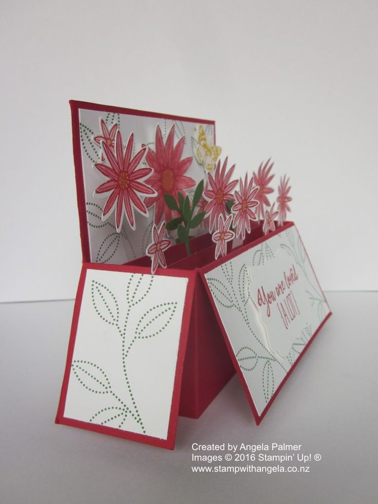 Grateful Bunch Card in a box Landscape