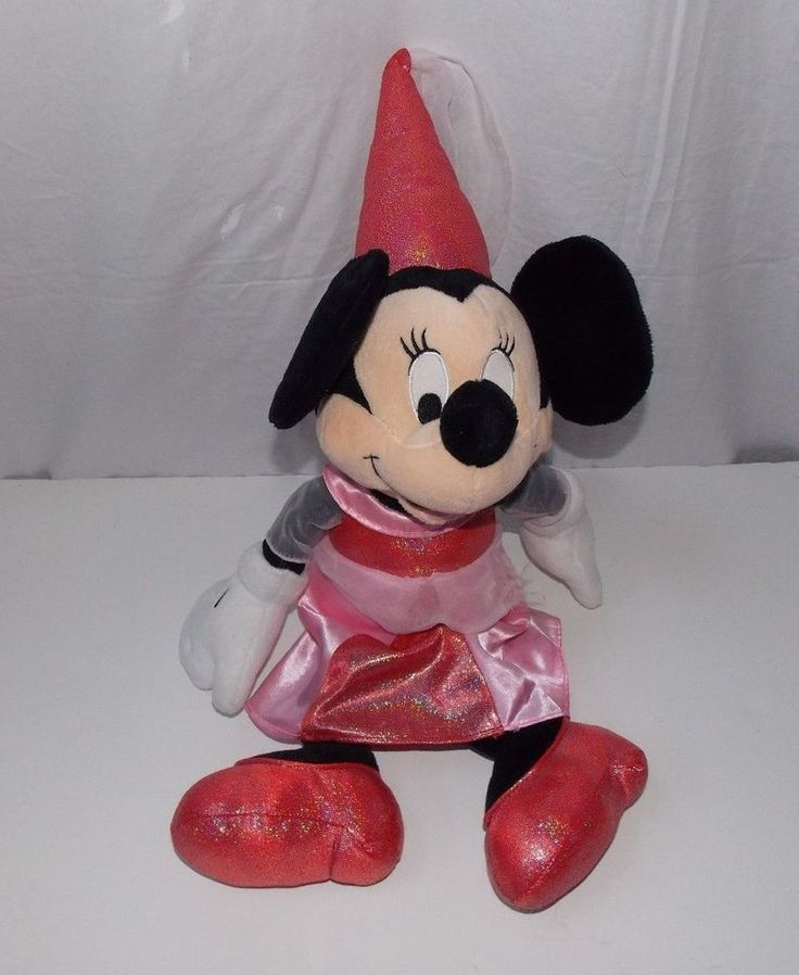 Doll toys disney stores and minnie mouse on pinterest - Princesse minnie ...
