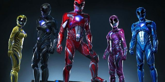 Original Power Rangers Cast Not Invited To Appear In New Power Rangers Movie