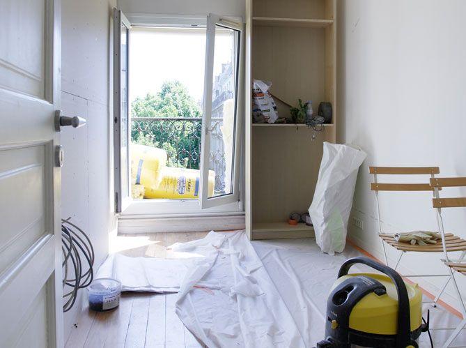 Une chambre de bébé avant après le journal de la maison