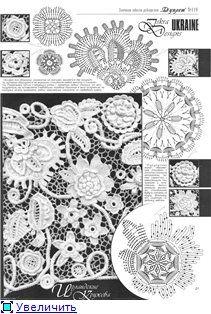 lace poncho crochet