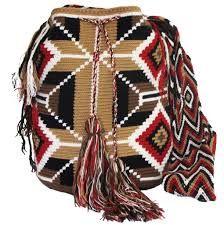 Resultado de imagen para mochilas wayuu