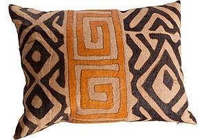 From onekingslane.comKuba Pattern, Africa Ideas, African Prints, African Inspiration, Clothing Pillowafrica, Clothing Pillows Africa, Throw Pillows, Kuba Clothing, Kuba Pillows