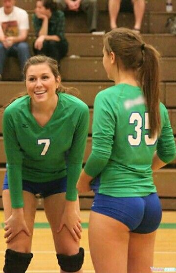 Pin by Joseph Williams on Female volleyball players