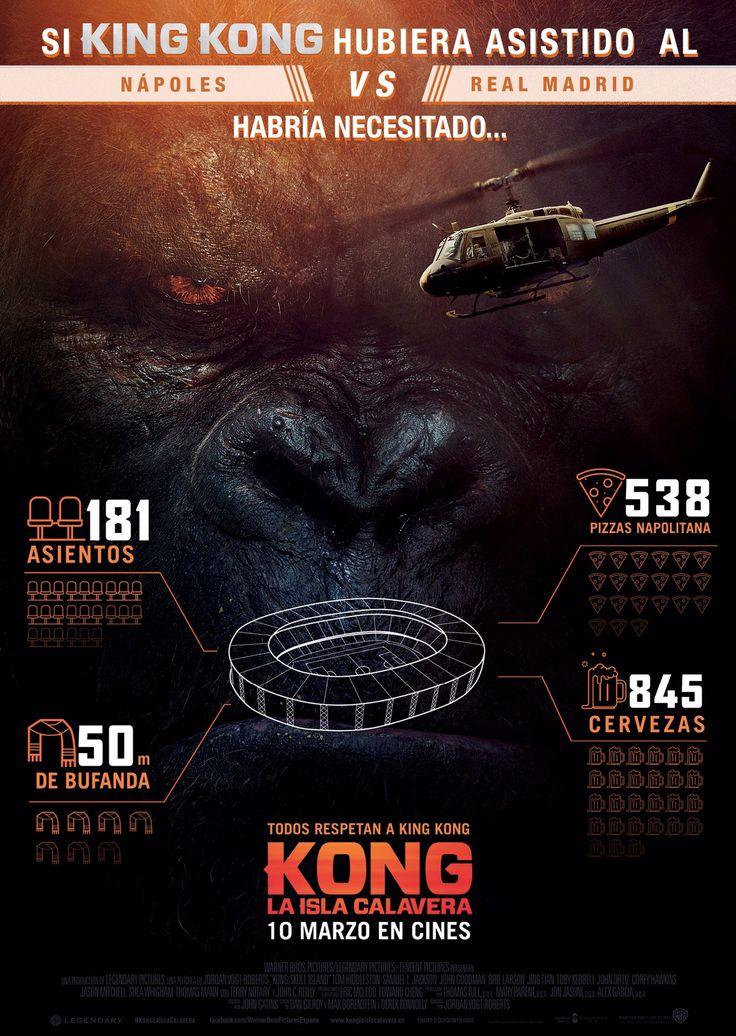 Kong: La Isla Calavera I Warner Bros.
