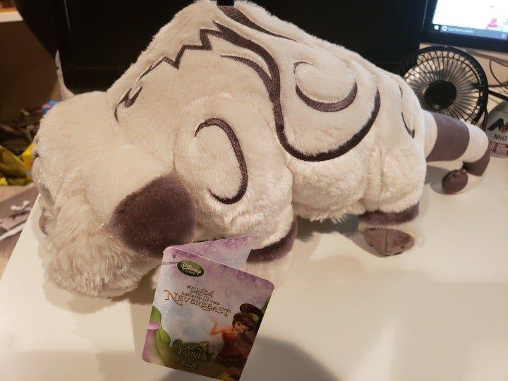 Pokemon Stuffed Toys, Disney Tinkerbell Neverbeast Plush New With Tag Tinkerbell Neverbeast Disney Stuffed Animals Tinkerbell
