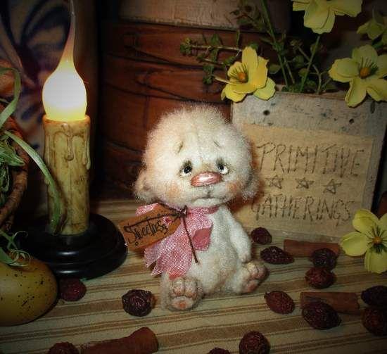 Сладость медведь Пэтти Сайкс из Ratties Патти - Bear Pile