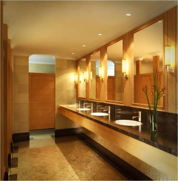 hotel public restroom design google search
