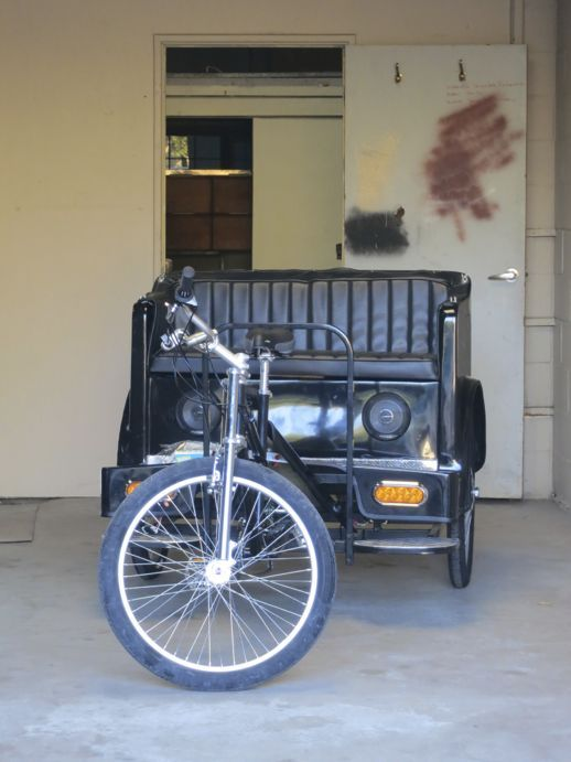 fighting for sanity in your city - sort of - A Beautiful City - There's a new bike intown