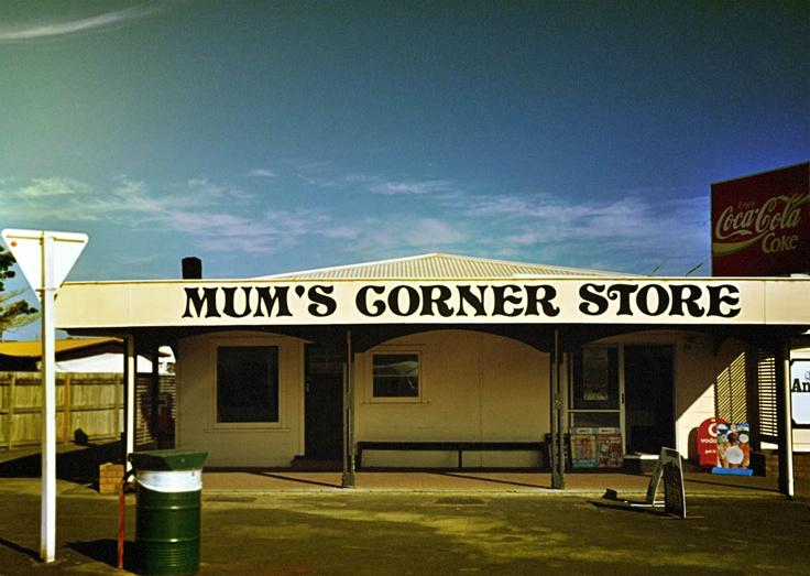 Mum's Corner Store.