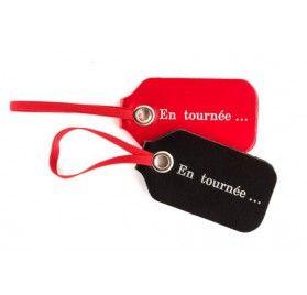Étiquette à bagage Comédie-Française